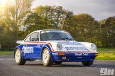 Porsche 911 SC RS Rally Car
