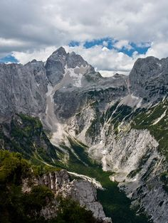 Slemenova Špica (4h/630m), Vršič Pass, Triglav National Park, Julian Alps, Slovenia