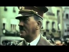 Adolf Hitler - Rare Moments in Colour - YouTube
