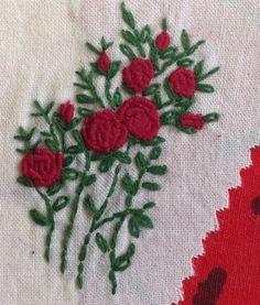 Bullion roses