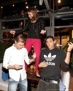 Derek, Ty & Maria