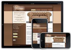 Tema #Drupal responsive layout, ottimizzazione mobile. Realizzato per la Tappezzeria Baccelli. #DrupalThemeDevelopment #drupalthemes #drupal7 #drupaltemplate #responsive #webdesign #designservice