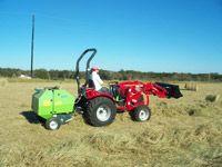 Mini Hay Balers and Compact Hay Balers | Small Farm Innovators