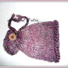 Bonnet bebe accessoire photos bebe // tulip hat