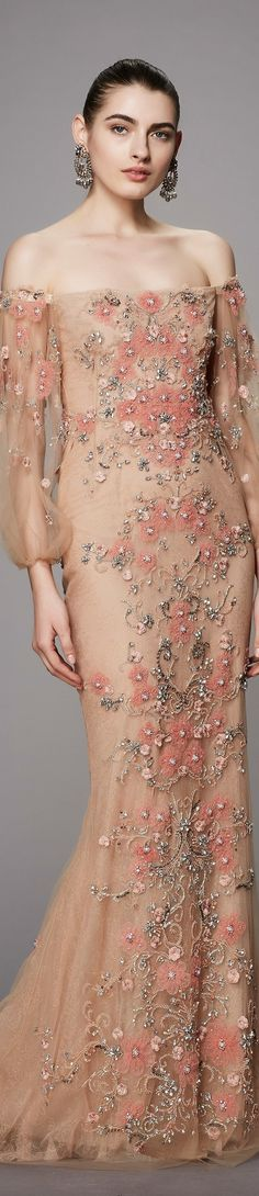 Marchesa couture pre fall 2017
