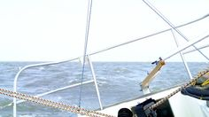 Living on the high side is a good thing.  Sailboat + wind + people = Fun