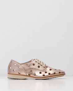 Derby Circle Punch Rose Gold (Tread)