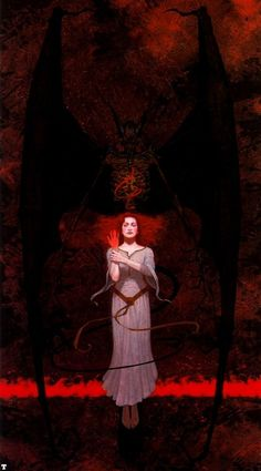 Gerald Brom Witch Fire