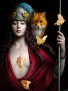 The Guardian by Chie Yoshii