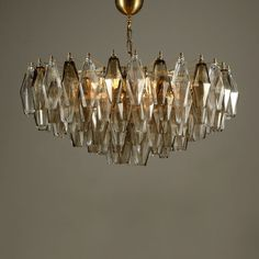 Luca Chandelier in Contemporary Collection from Fiona McDonald