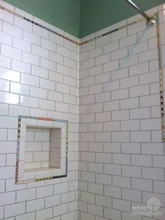 Robert And Caroline S Mid Century Home With Dreamy St Charles Kitchen Cabinets Subway Tile