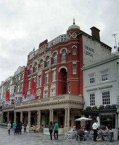 Theatre Royal © Robert Bovington http://bovingtonbitsandblogs.blogspot.com.es/ #Brighton #Sussex