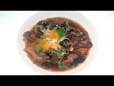 Cocina Muy Sencilla: SOPA DE SETAS