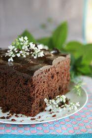 Szukałam idealnego czekoladowego ciasta. Powiecie może, że to brownie, jednak mnie ono, o dziwo, średnio smakuje, niezbyt odpowiada mi jego ...