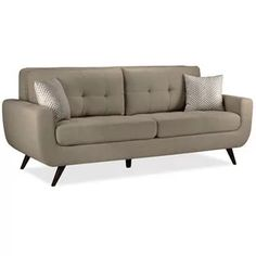 Leon's is Canada's choice for quality furniture online and in stores. Find amazing deals for every room in your home. Quality Furniture, Online Furniture, Sofa Gris, Beige Sofa, Mid Century Modern Furniture, Toss Pillows, Light Beige, Outdoor Sofa, Seat Cushions