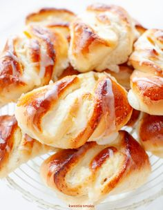 Wow your family and friends with these fabulous Christmas dinner recipes. Tzatziki Sauce, Polish Desserts, Polish Food, Polish Recipes, Bread Recipes, Cooking Recipes, Breakfast Recipes, Dessert Recipes, Sweet Dough