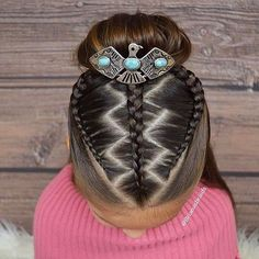 Trendy Styling Tips For Beautiful Hair Styles Lil Girl Hairstyles, Pretty Hairstyles, Braided Hairstyles, Teenage Hairstyles, Sport Hairstyles, Glasses Hairstyles, Little Girl Hairdos, Drawing Hairstyles, Toddler Hairstyles