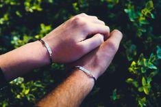 DIY návod na náramky přátelství pro opravdové přátele! Silver Rings, Bracelets, Jewelry, Jewlery, Jewerly, Schmuck, Jewels, Jewelery, Bracelet