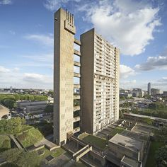 Balfron tower, London, UK by Erno Goldfinger