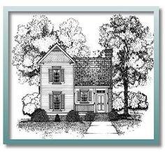 Historical design house plans
