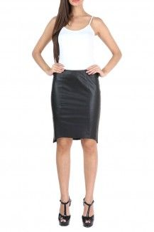 Leather Pencil Skirt  Rs. 3,991