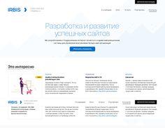"Check out new work on my @Behance portfolio: ""Irbis web-design studio"" http://be.net/gallery/59664215/Irbis-web-design-studio"