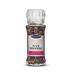 Five Peppers