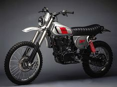 Instant love ! From @motorelic  by Jonathan Thorpe. We support the tracker & scrambler community...