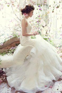 Tara Keely Fall 2013 Wedding Dresses | Wedding Inspirasi