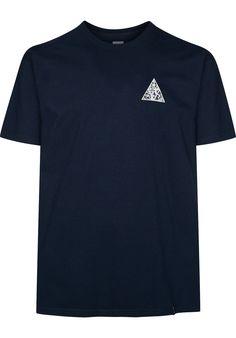 HUF Triple-Triangle-UV - titus-shop.com  #TShirt #MenClothing #titus #titusskateshop