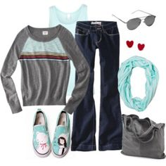 Cute and Comfy Casual