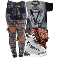 Untitled #1511, created by ayline-somindless4rayray on Polyvore