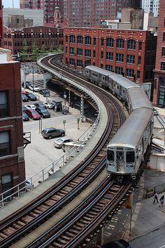 Chicago L | Flickr - Photo Sharing!