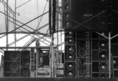 Jerry Garcia's Gear at the Wall of Sound. Grateful Dead, Dillon ...
