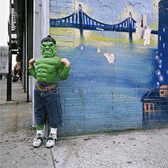 Hulk by Amy Stein