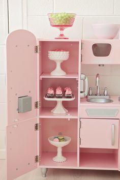 Pink Kitchen Vintage Kitchen Amp Appliances Pottery Barn