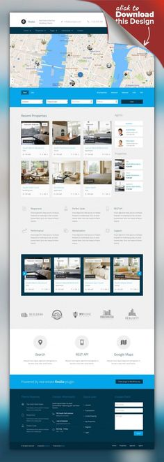 Realia - Responsive Real Estate WordPress Theme agent, apartment, business, directory, flat, home, listing, map, modern living, property, real estate, real estate agency, slider With Realia users are able to manage their own listings without accessing admin dashboard. They can manage their profile, password an...