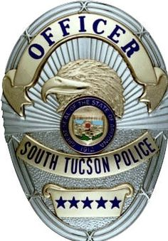 South Tucson Police, more at www.PoliceHotels.com