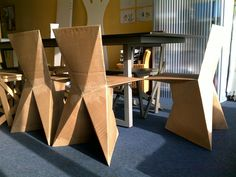 design modern cardboard furniture desk you will be amazed of this ideas for using the cardboard furniture in our homes have look at these recyclable nature friendly design 22 best cardboard chairs images on pinterest chair