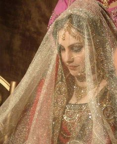 If I end up wanting a veil for my wedding (which I really don't), this one is wicked! Perfect Muslim Wedding