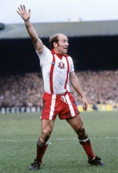 Ralph Coates of Leyton Orient in Leyton Orient Fc, Retro Football, Old And New, Sportswear, Kicks, Hipster, Running, 1970s, Clock