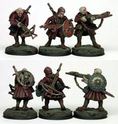 Chaos, Crossbow Men, Empire, Mercenary, Nurgle, Realm Of Chaos