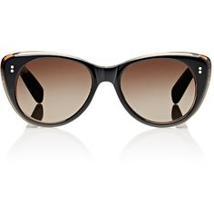 Moscot Men's Staten Sunglasses ($295) ❤ liked on Polyvore featuring men's fashion, men's accessories, men's eyewear, men's sunglasses, orange, mens eyewear and mens sunglasses