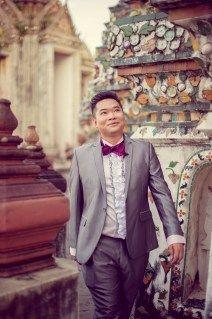 Bangkok Pre-Wedding: Wu and Lai from Hong Kong