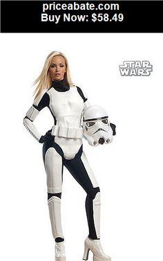 Men-Costumes: Adult Stormtrooper Sexy Halloween Costume - BUY IT NOW ONLY $58.49