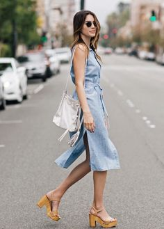 linen-midi-dress-with-clogs