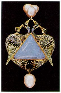 Silver, Jewelry and Metalwork - René Lalique