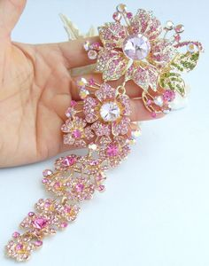 ea21e8b2e9a90 16 Best Hanbok Pins images in 2018 | Brooch, Brooch pin, Crystal ...