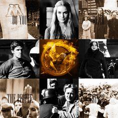 Hunger Games / Catching Fire / Mocking Jay Pin / Bird