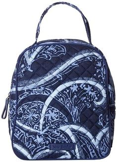 Vera Bradley Iconic Lunch Bunch Bags